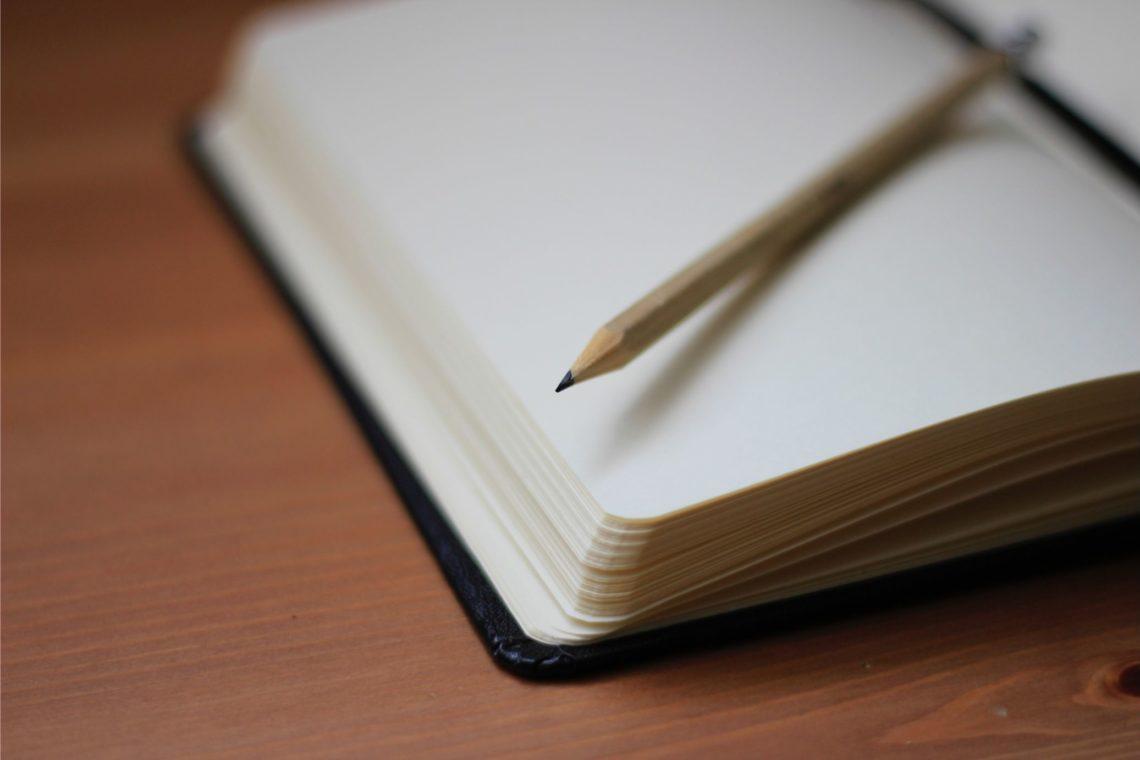 De geboorte van een schrijfster