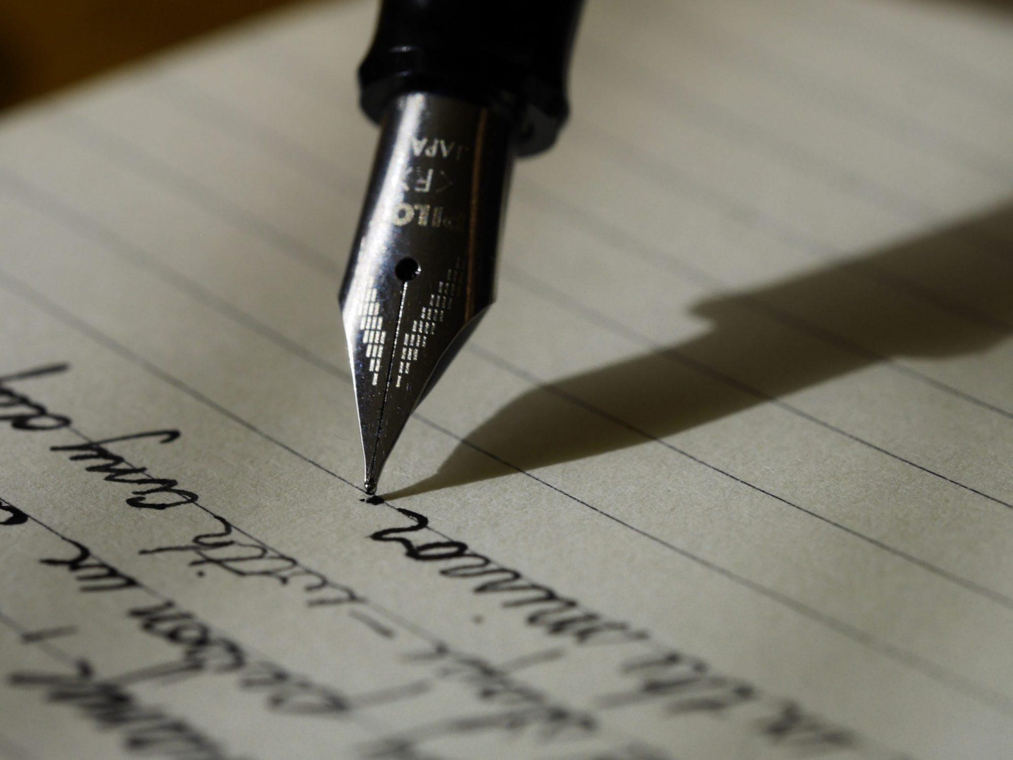 Workshop levensverhalen schrijven (op locatie)